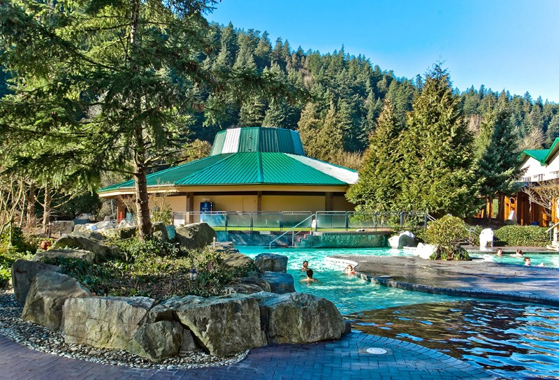 Harrison Hot Springs Resorts And Spa