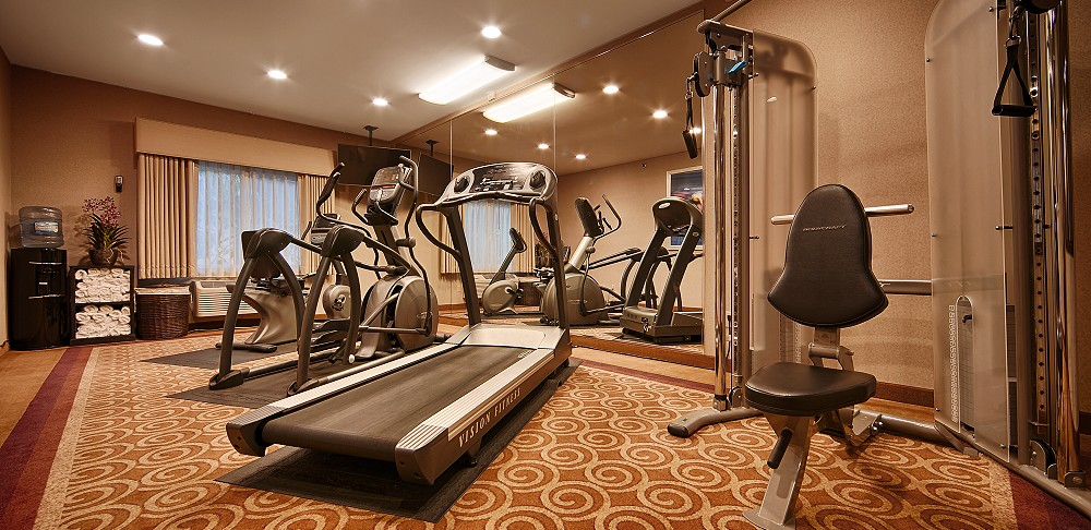 Best Western Plus Rowland Heights Los Angeles Fitness Center
