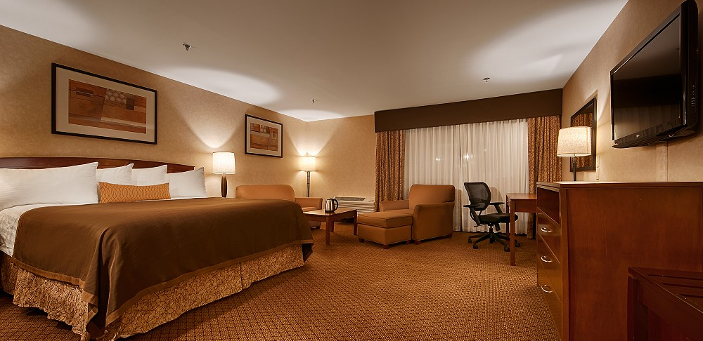 Best Western Plus Rowland Heights Los Angeles Junior Suite