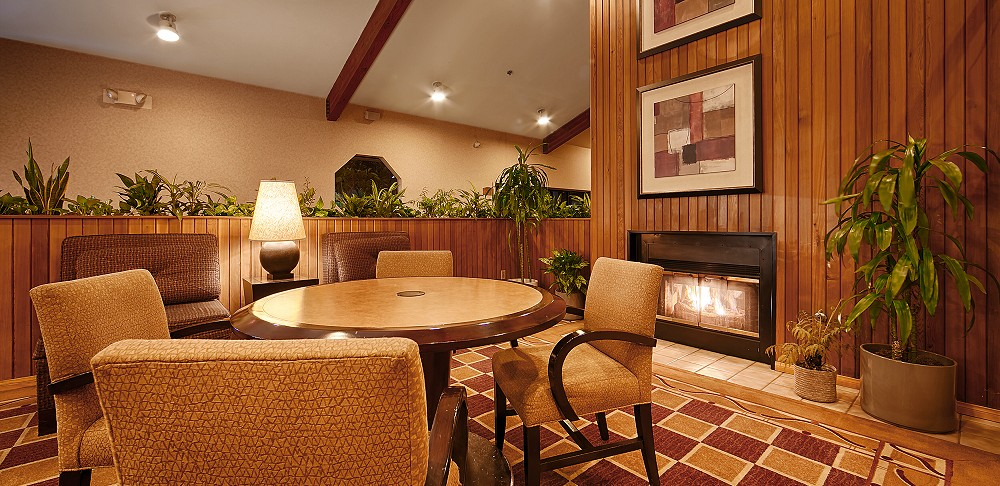 Best Western Plus Rowland Heights Los Angeles Lower Lobby