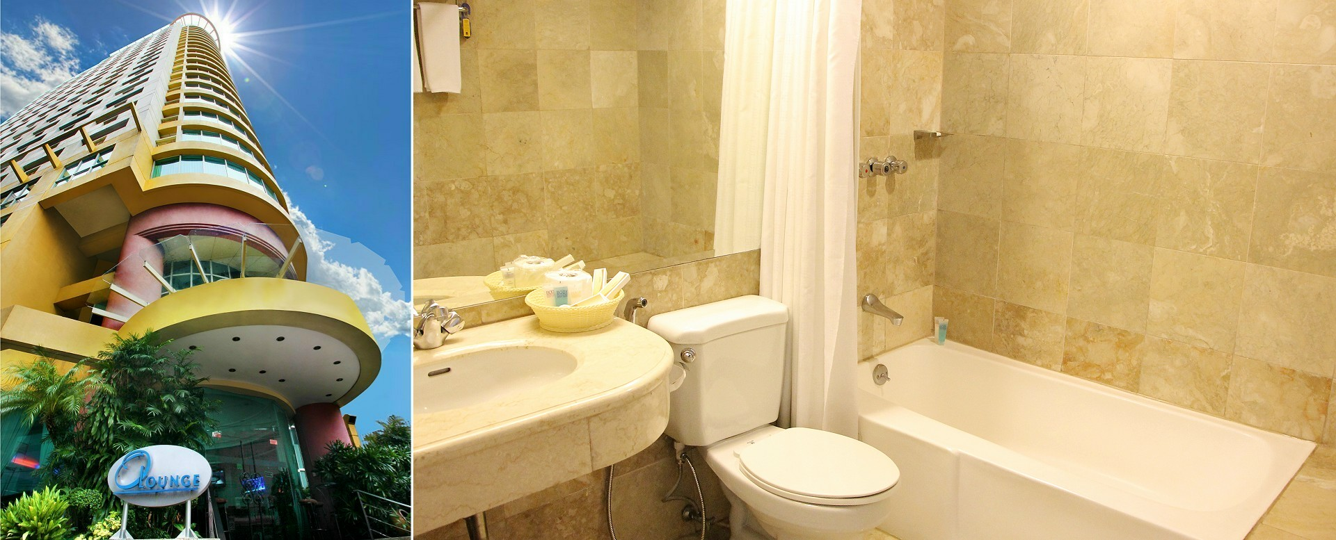 Best Western Oxford Suites Makati - bathroom