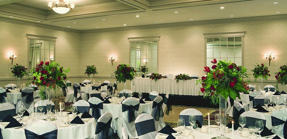 Harrison Hot Springs Banquet Room