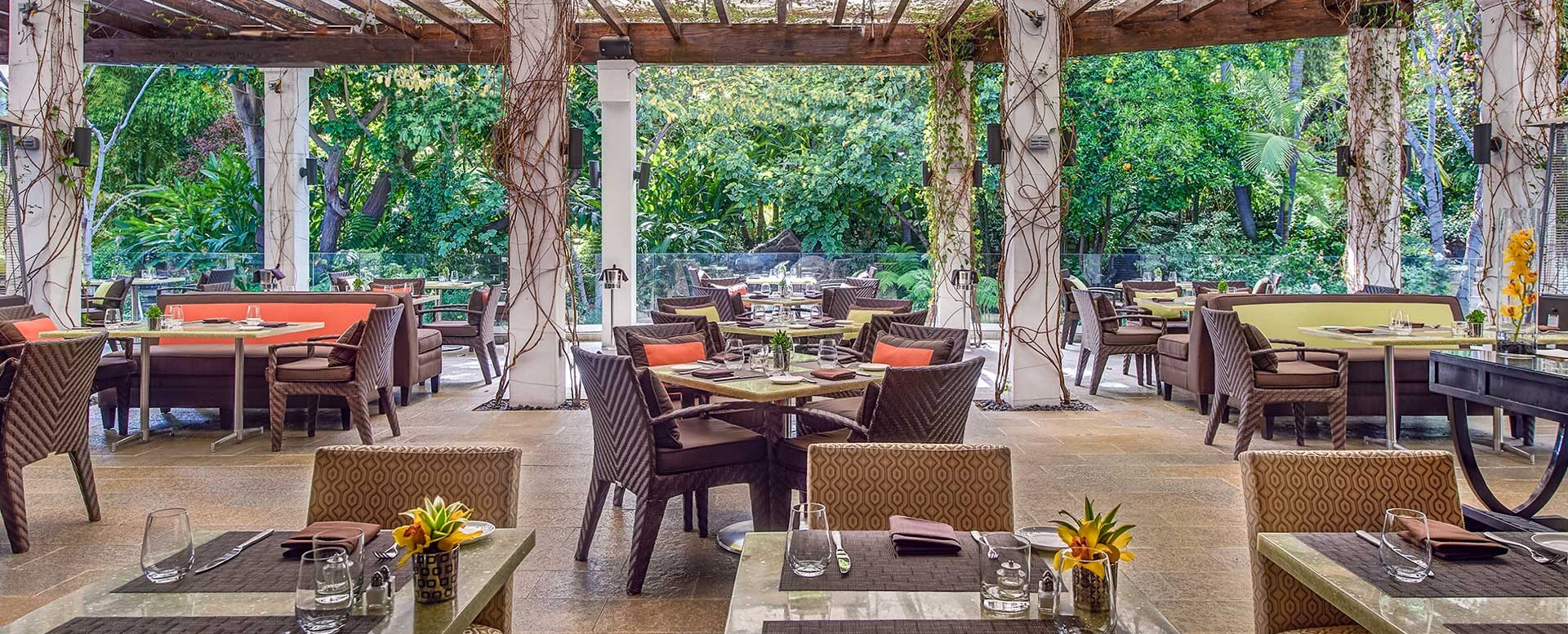 Sunset Marquis Hotel - Cavatina Restaurant
