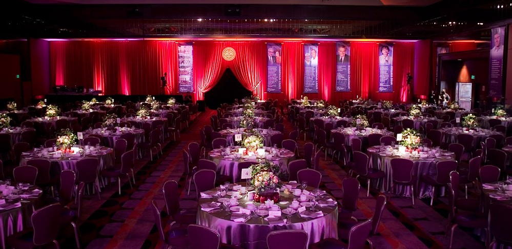 Hilton Los Angeles Universal City Banquet Room