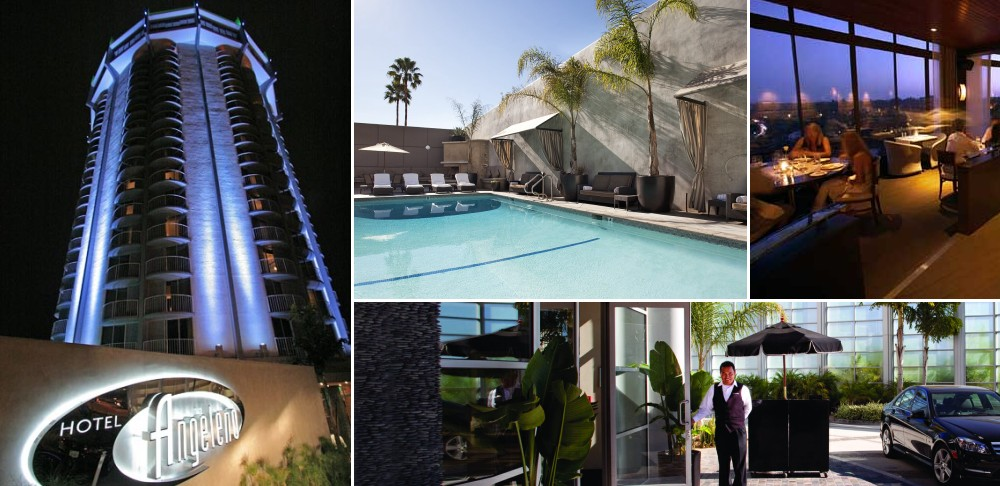 Hotel Angeleno Composite Photo 1