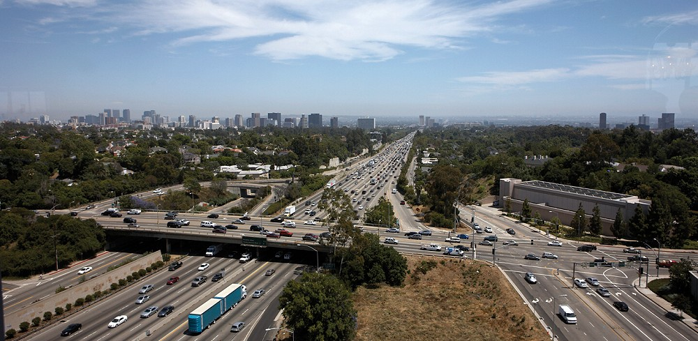 View of Freeways