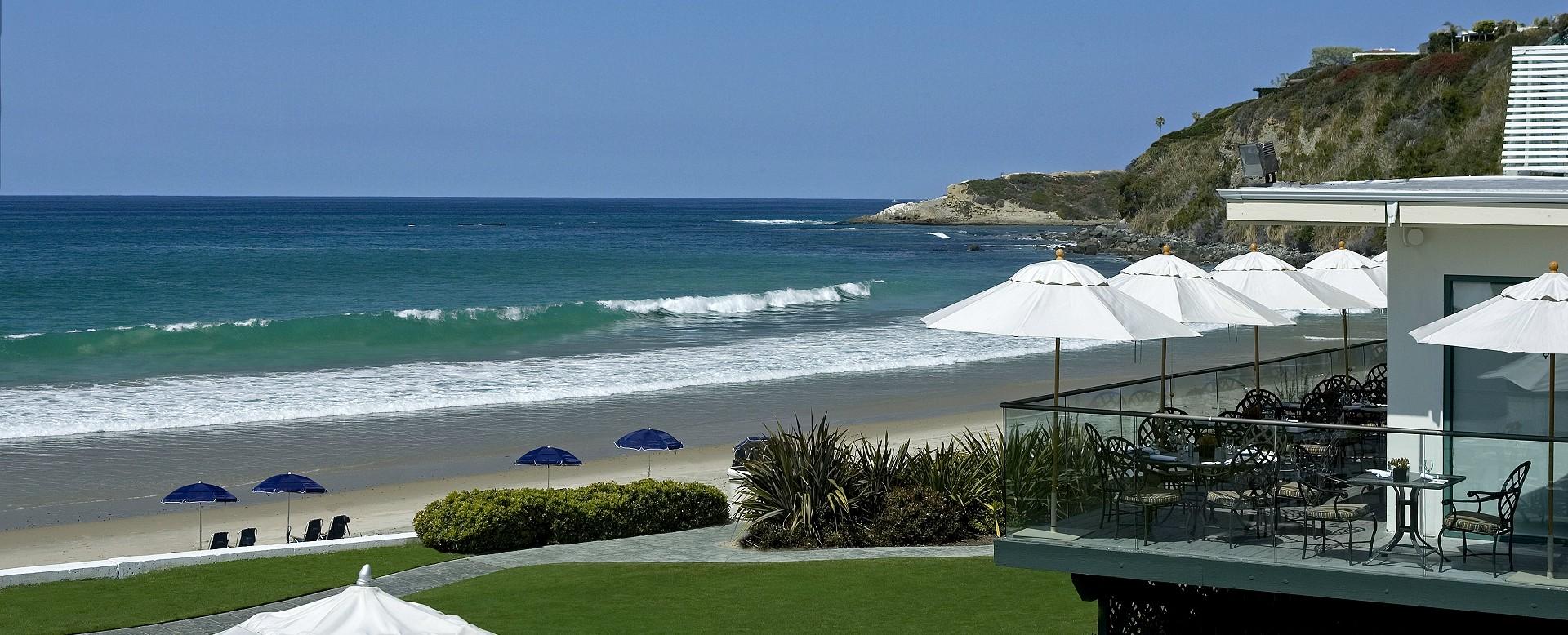 Monarch Beach Resort Map