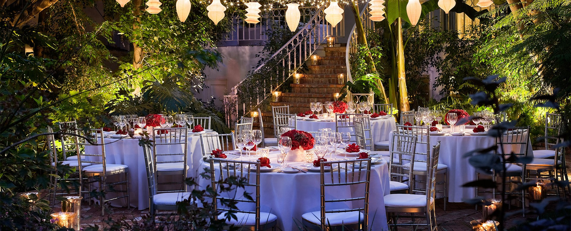 Sunset Marquis Hotel - Wedding Reception
